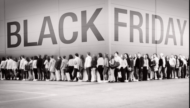 Black Friday, 5 places to go, best places to shop, u.s.