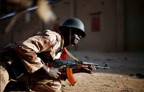 Mali Clashes over a dozen