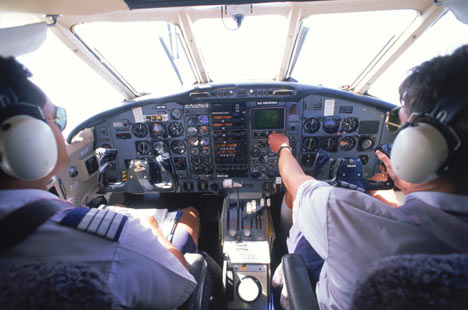 Sleep apnea affecting your pilot?