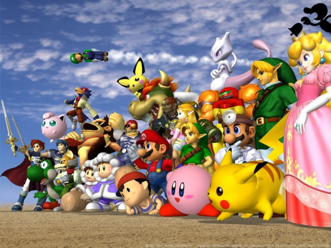 The Nintendo GameCube classic Super Smash Bros. Melee