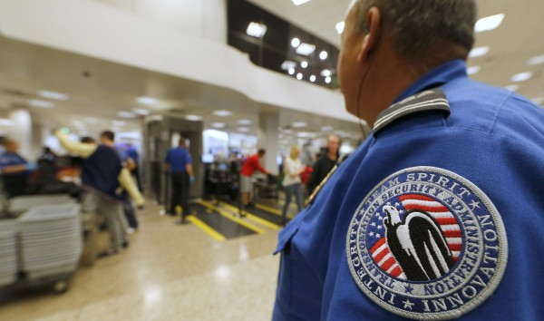 The TSA uses behavior detection in airport security