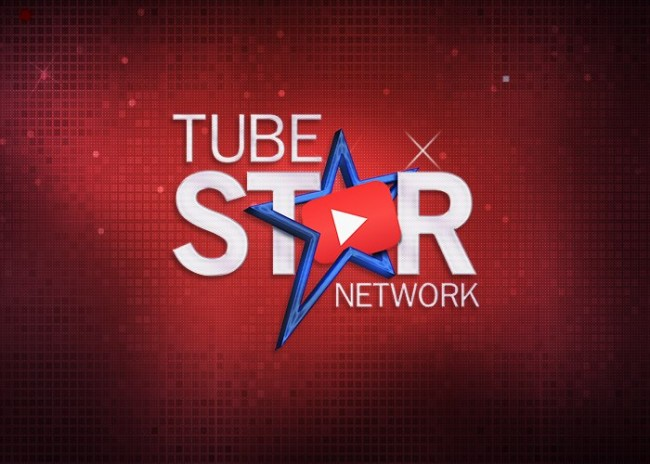 Tube Star Network ad & youtube