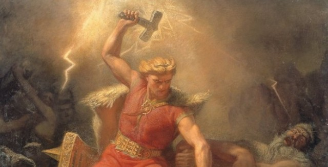 Thor Myth Stranger Than Movie: 4 Odd Anecdotes