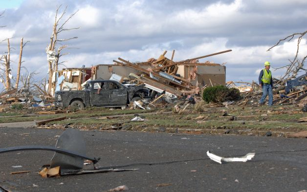 Tornadoes Sweep Through Midwest on Sunday