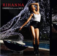 Rihanna's first number one Umbrella