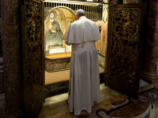 Vatican Puts Alleged Remains of Saint Peter on Display
