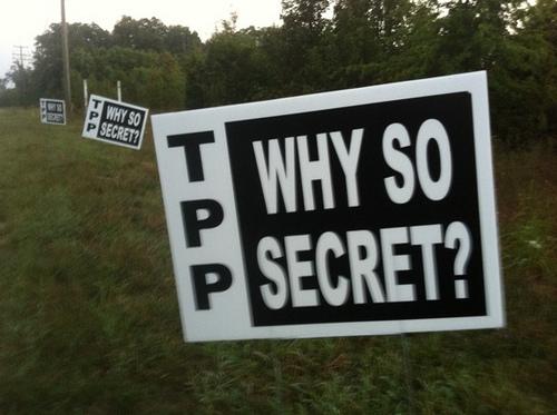 Wikileaks Leaks Secret International Trade Deal