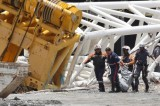 Brazil World Cup Stadium Collapse Kills Two, Rumours Start to Spread