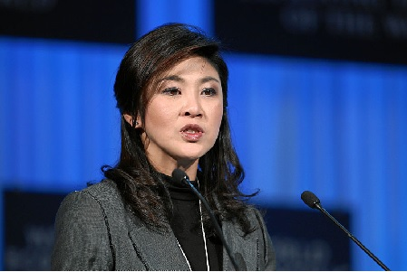 Yingluck Shinawatra Stands Firm Despite Widespread Protests