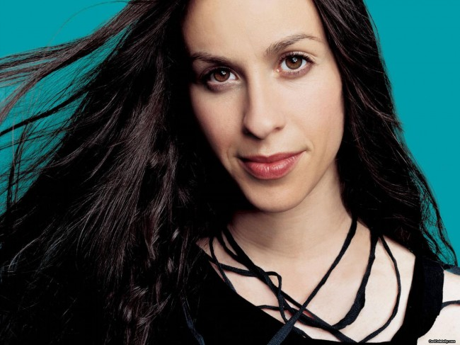 Alanis Morissette Going on Broadway