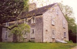 House built by Pilgrim John Alden