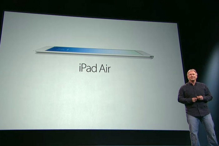 iPad Air over 80% Faster than iPad 4