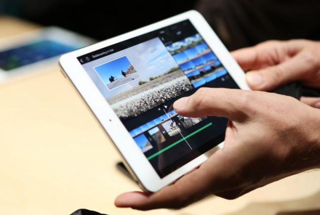 Apple Inc Finally Puts iPad Mini with Retina Display