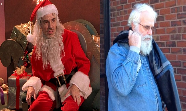 Bad Santa Won't Deliver Gifts This Christmas Eve [video]