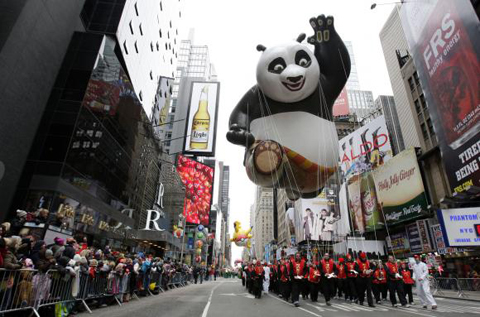 Macy's Thanksgiving Day Parade Balloons in Jeopardy?