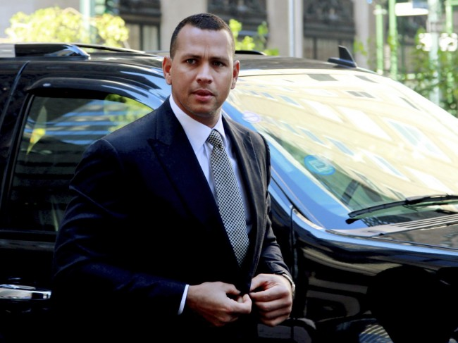 sports, a-rod, alex rodriguez, steroids, suspensions, meeting, new york