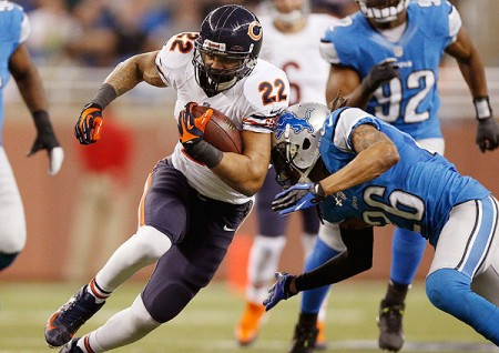 The Bears are the pick over the Lions in week ten of the NFL.