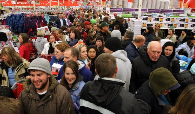 Black Friday Looms Larger than Ever