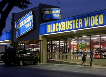 Blockbuster LLC Closes its Doors for Good