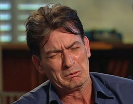 Charlie Sheen Denied Right to See His Two Sons