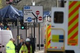Glasgow Chopper Crash Leaves 8 Dead in Pub