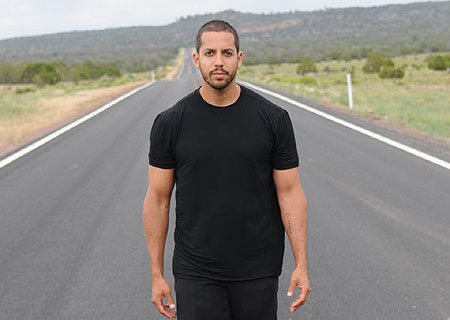 David Blaine Conjures With Fascination  [VIDEO]