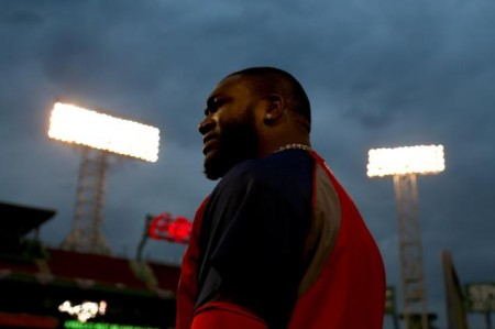David Ortiz finished third in the Boston mayoral election.