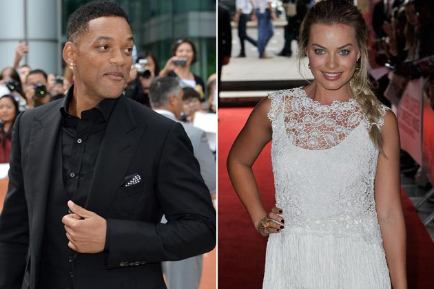 entertainment, will smith, jada pinkett smith, cheating, affair, pictures, margot robbie