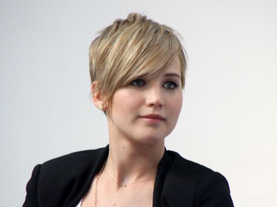 Jennifer Lawrence Sets Fat Shamers Straight  at yahoo q&a