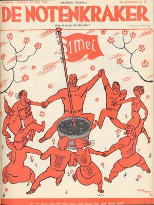 May Day Festivus Pole