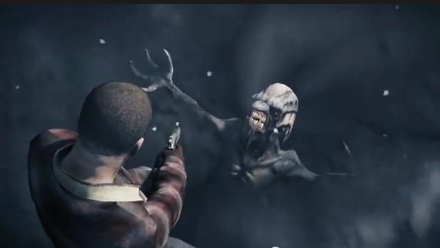 GTA V Frozen Alien