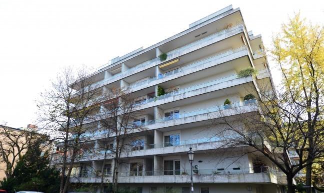 Apartment in Munich where stolen art was found