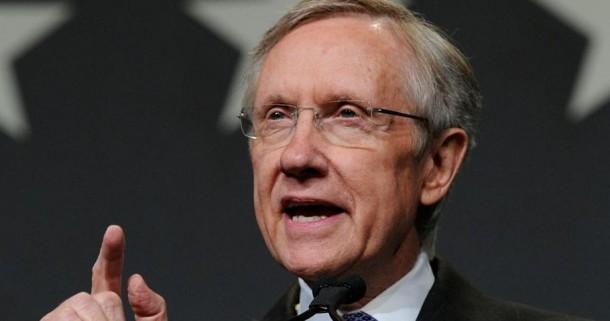 united states senator Harry Reid