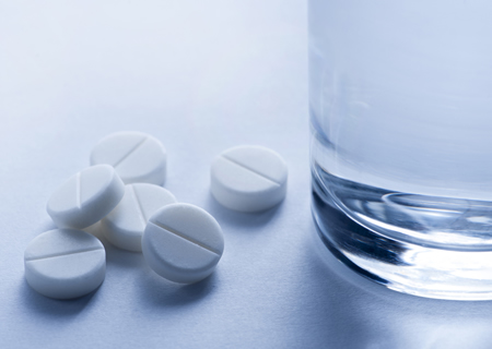 Aspirin Taken at Bedtime Reduces Morning Heart Attacks