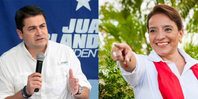 Murder Capital of the World Honduras Election