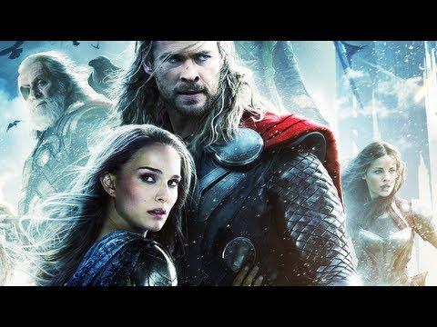 Thor 2 Says I'll Be Back Soon