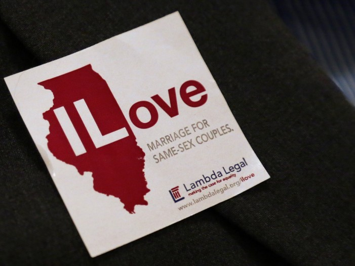 Same-Sex Marriage in Illinois, the Land of Lincoln