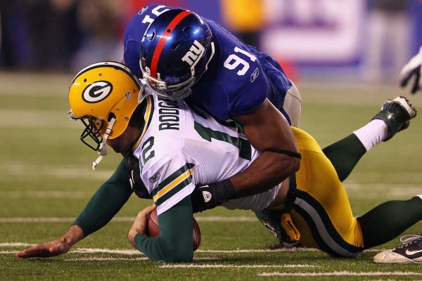 Giants, packers, football, win