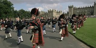 Scotland the Brave (New World?)