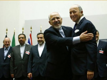 Deal with Iran cause for celebration