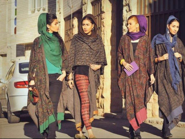 Iran Moves Forward: The Silent Revolution for Iranian Women