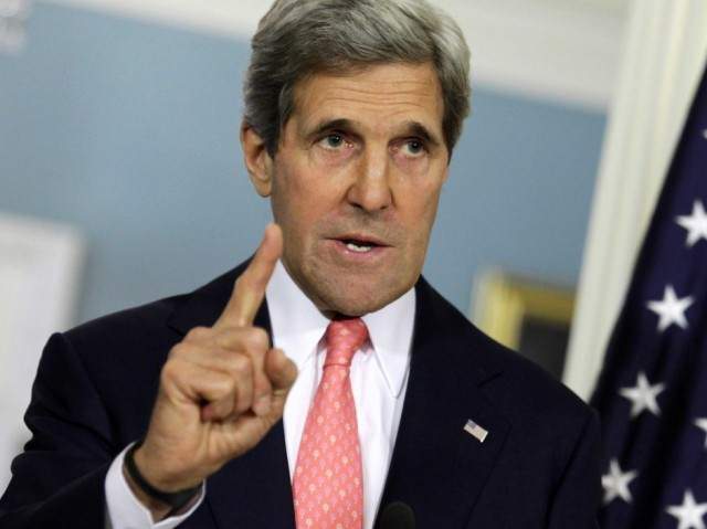 John Kerry should grow a moustache
