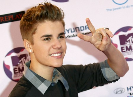 Justin Bieber Bashed by a Bottle in Brazil