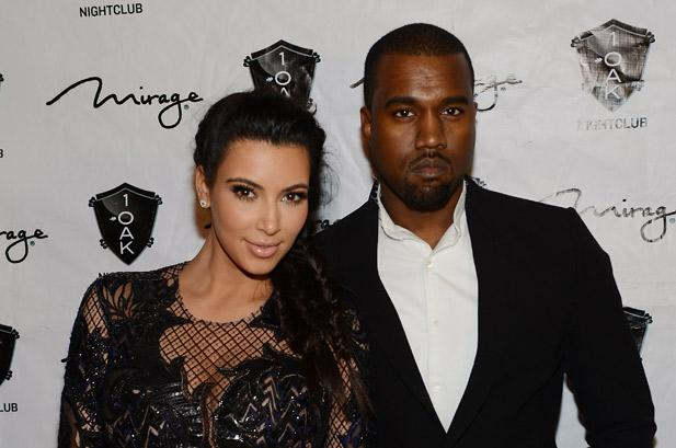 Kim Kardashian and Kanye West Living Apart?