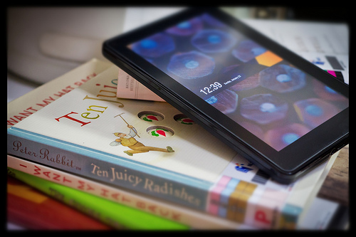 Kindle Fire Closer to You