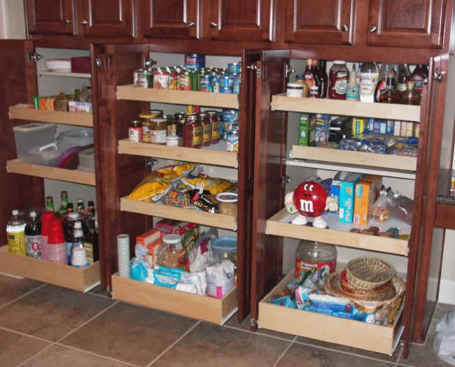 Salmonella May Be Lurking in Your Kitchen Pantry