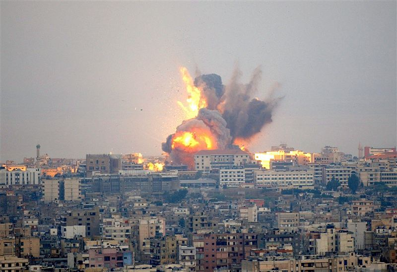 Lebanon: A History of Bombings and Attacks · Guardian ...