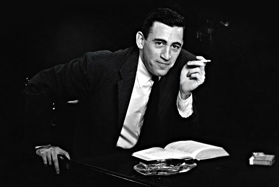J.D. Salinger Hidden Stories Leaked Online