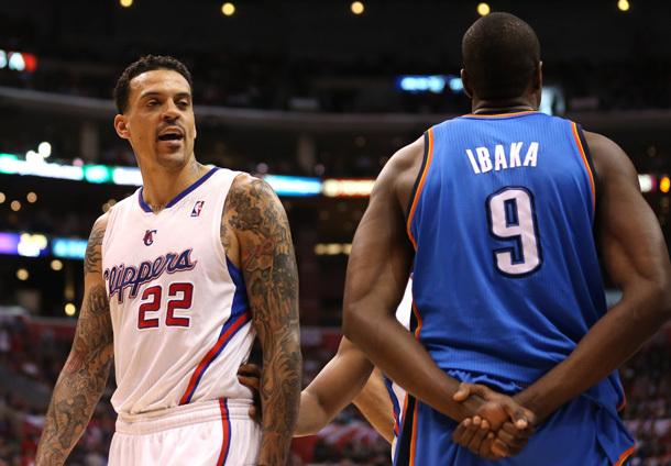 Clippers Forward Matt ...