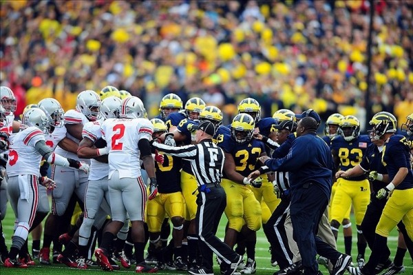 OSU Vs. Michigan Ongaoing Football Rivalry